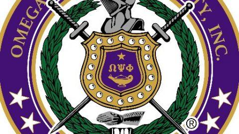 Omega Psi Phi Fraternity, Incorporatedmakes major contributionto Wilberforce University.